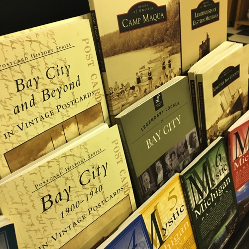 Books Featuring Bay City and Michigan Topics